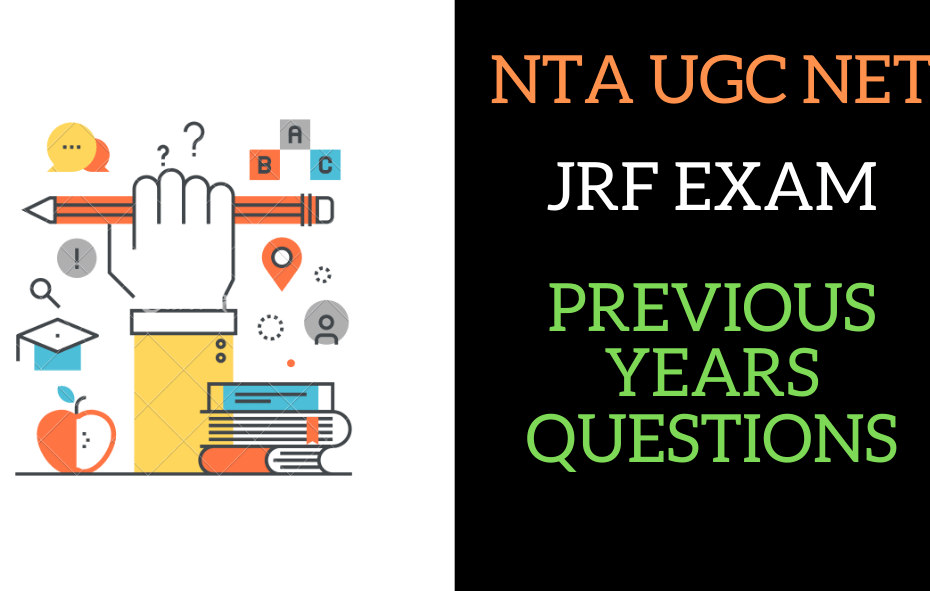 NTA UGC NET Previous Year Questions