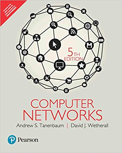 Computer Networks | Fifth Edition | By Pearson
