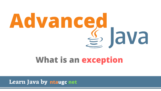 What are exception