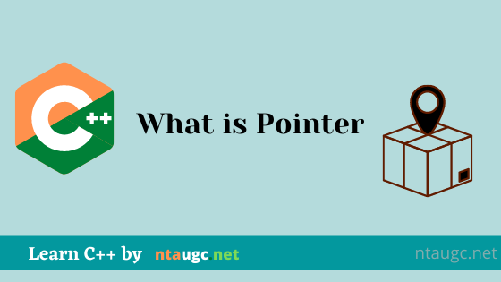 What is Pointer in c plus plus advanced